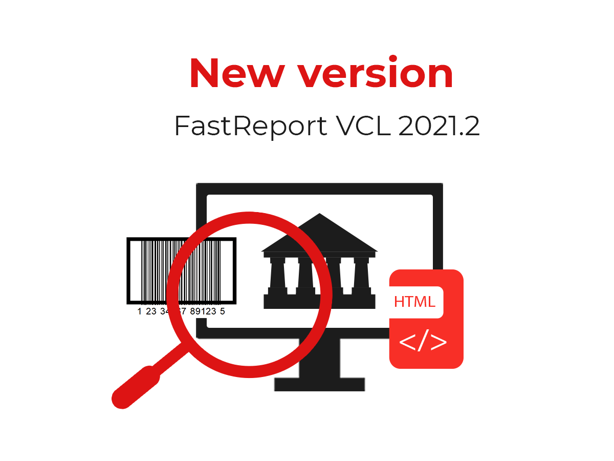 FastReport VCL 2021.2