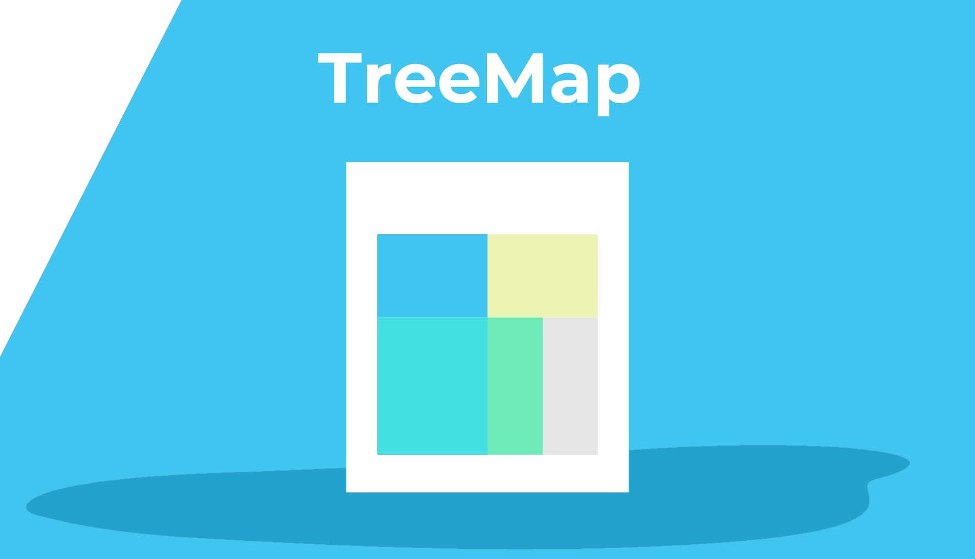 Wykres mapy drzewa